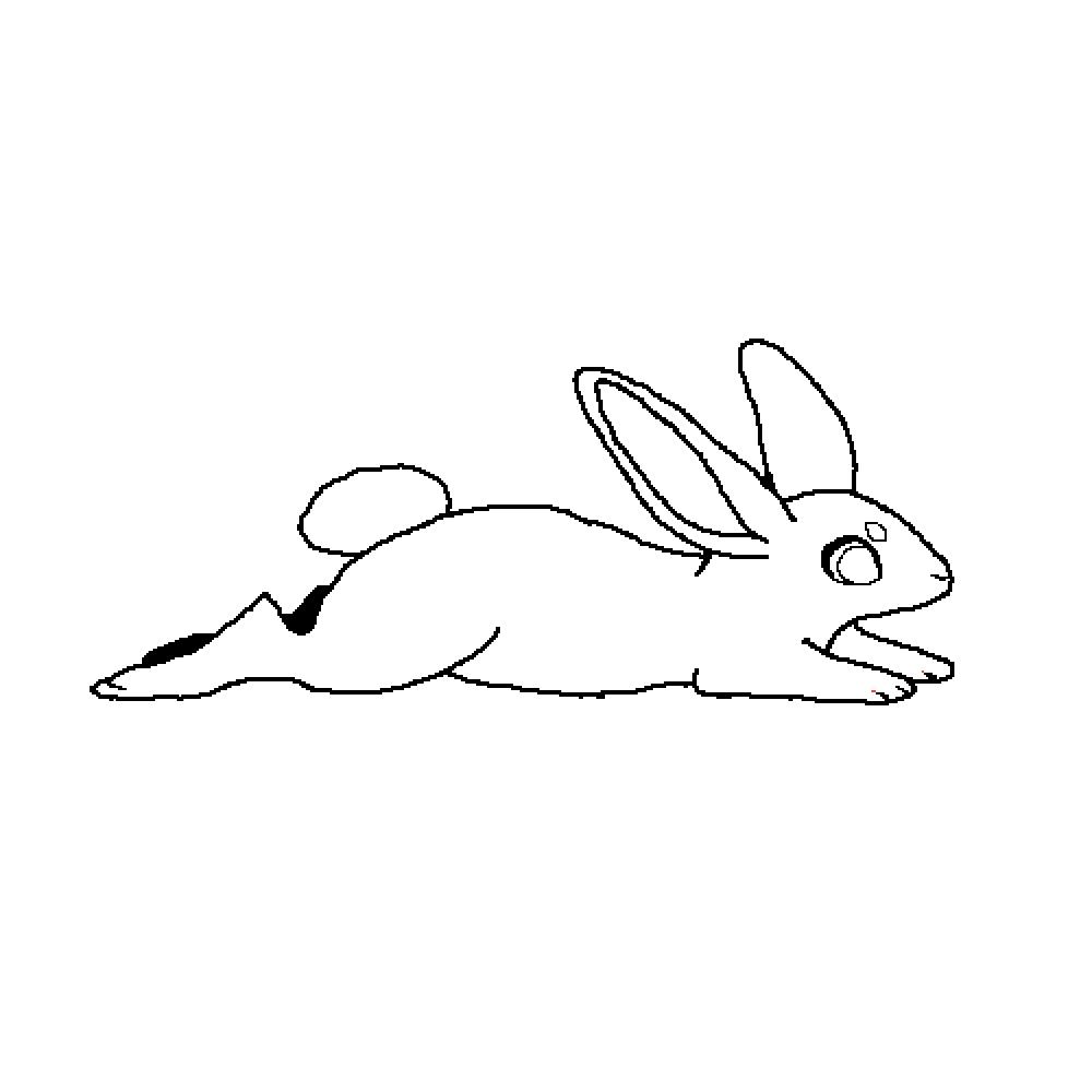 Bunny Base for sad-shrek33 by XxSweaterxX