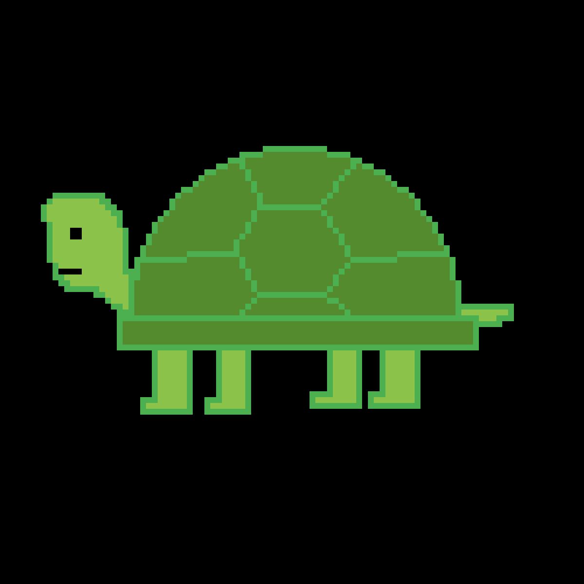 Slow as a turtle by Hacker617