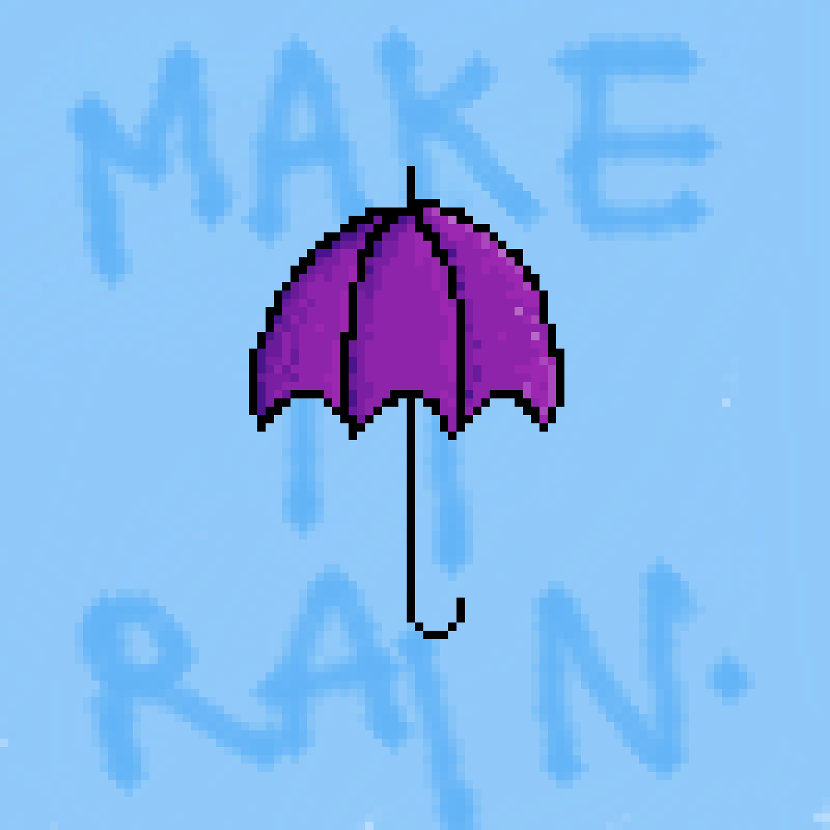 Here's an umbrella by snappyjaw