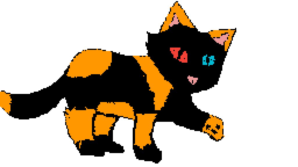 Gingerfur, Warrior of Riverclan :3 by DucheDucky