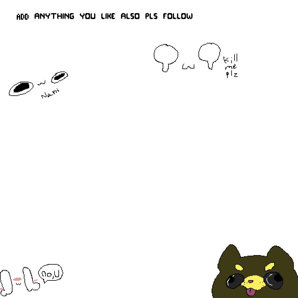 doggo invades your profile by dontbepixel