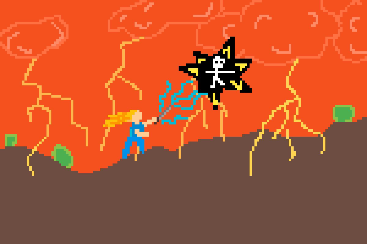 Ninja Boy VS Boi