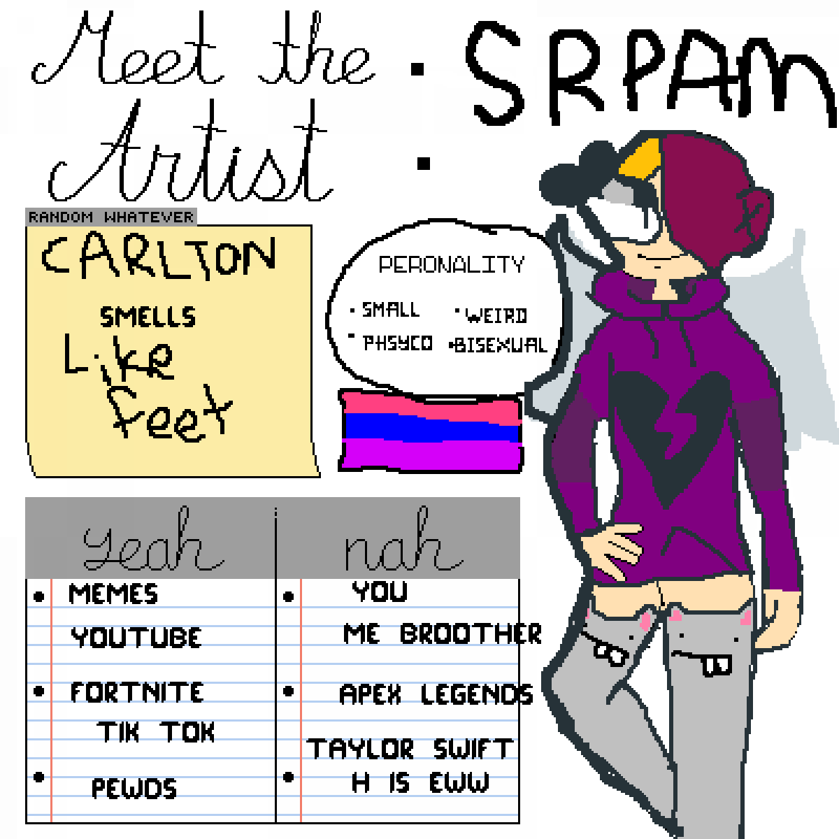 Welcome! A little info on meh