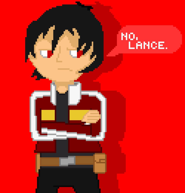 Keith (Voltron: Legendary Defender) by RaichuRaichu