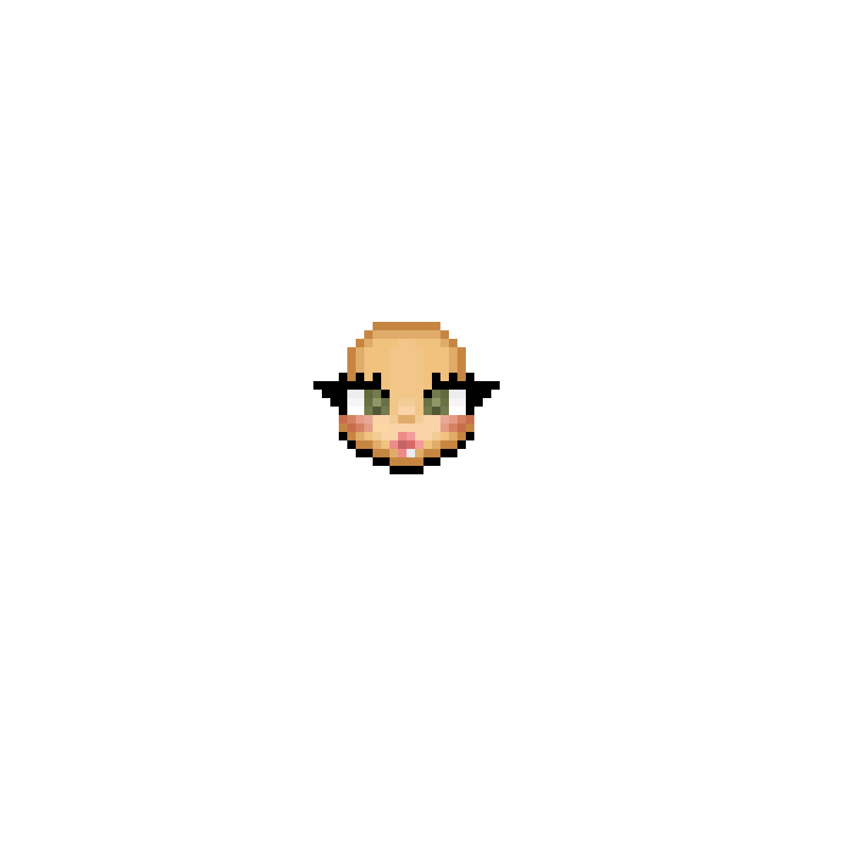 Pixilart - GRAAL CLASSIC FEMALE HEAD UPLOAD by Anonymous