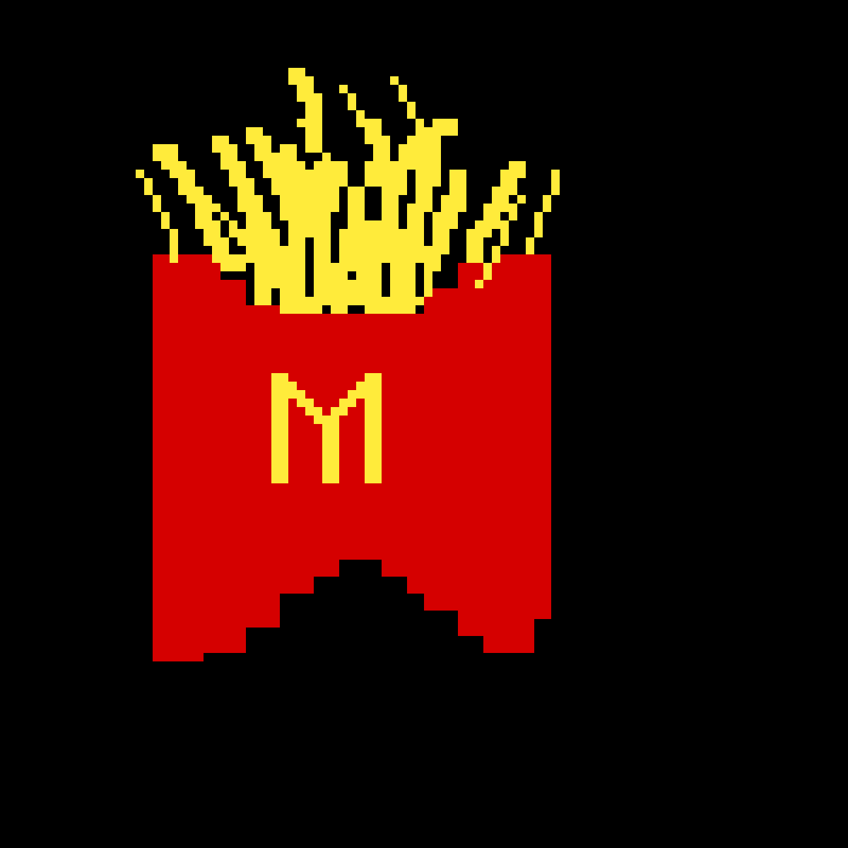 MC fries by Chretien