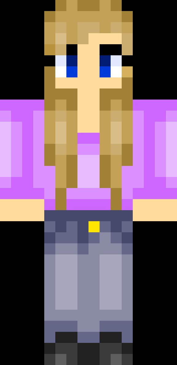 mincraft skin by xxk1ahxx
