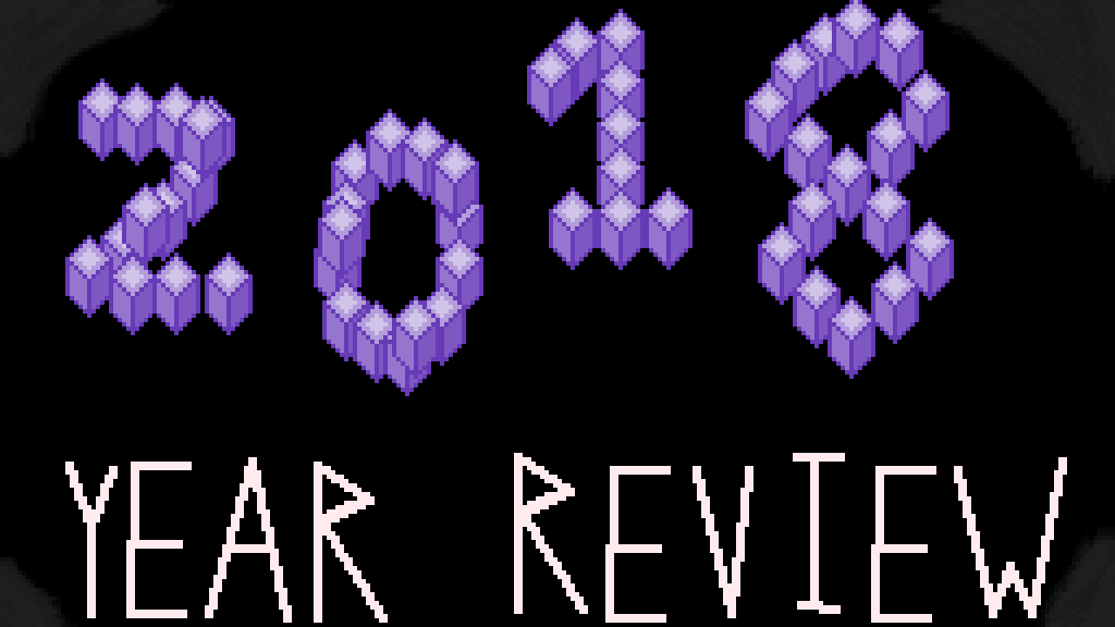 2018... YEAR REVIEW. by flutteristhegr8
