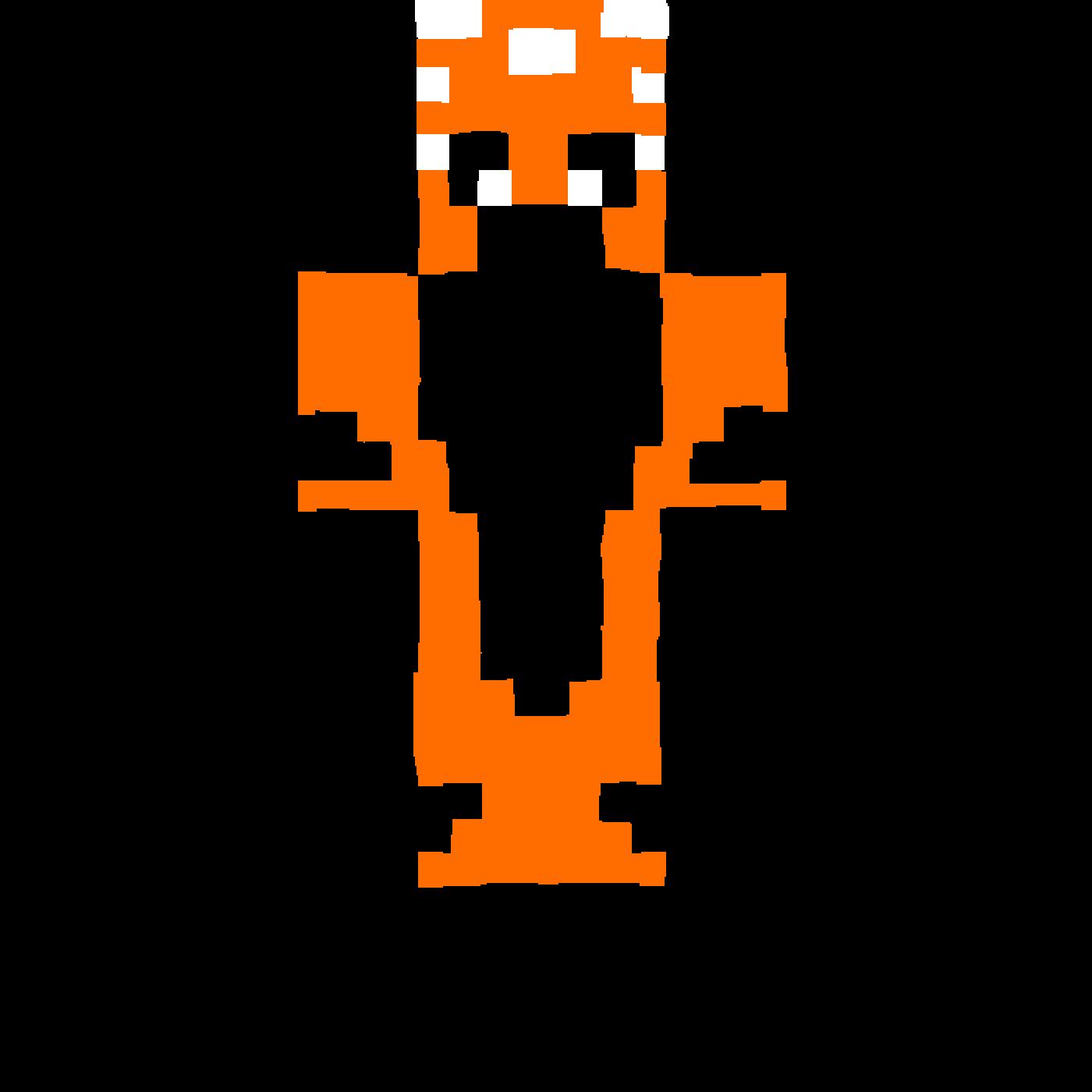 Pixilart - furry minecraft skin by shadowdosten8