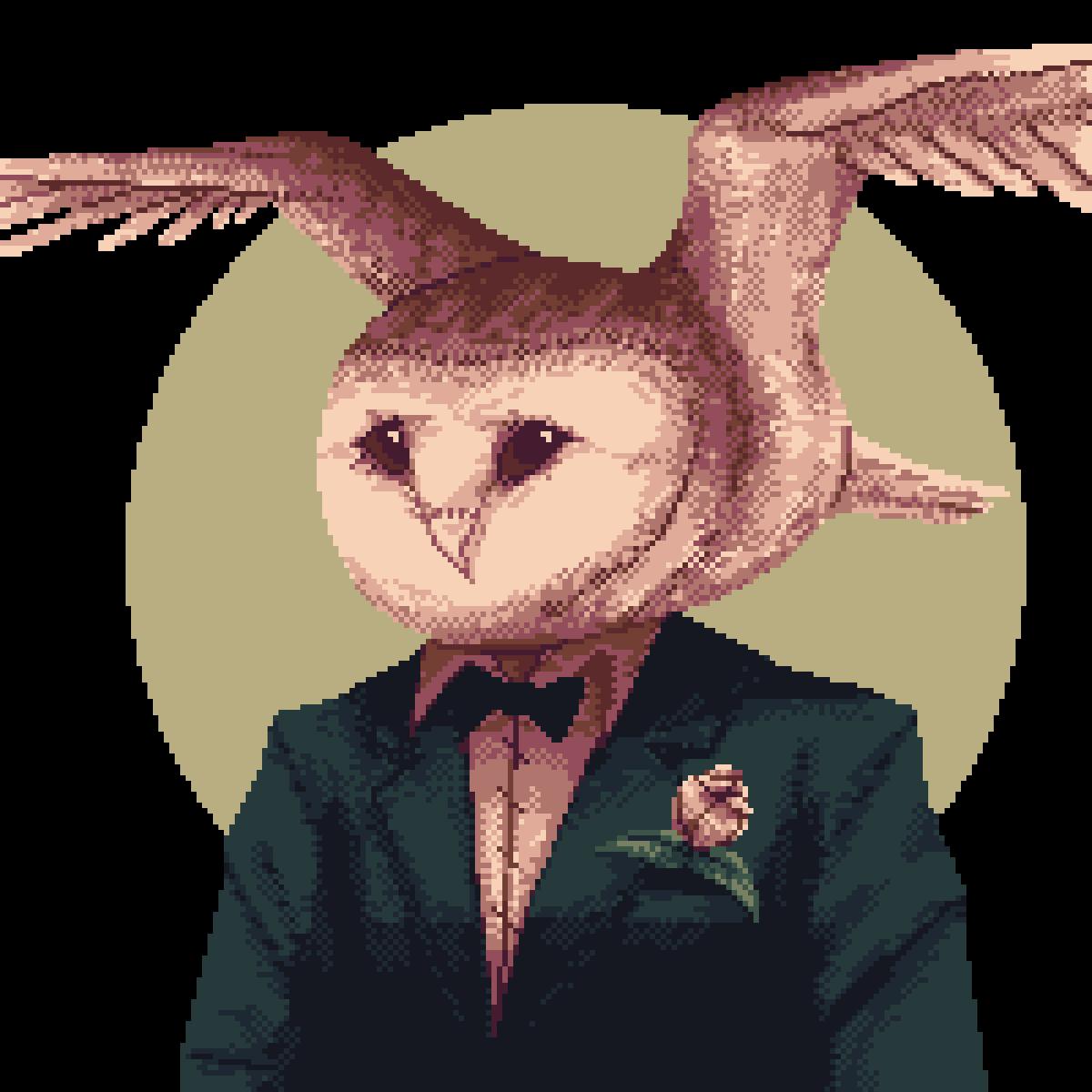 main-image-Owl Groom  by Kido