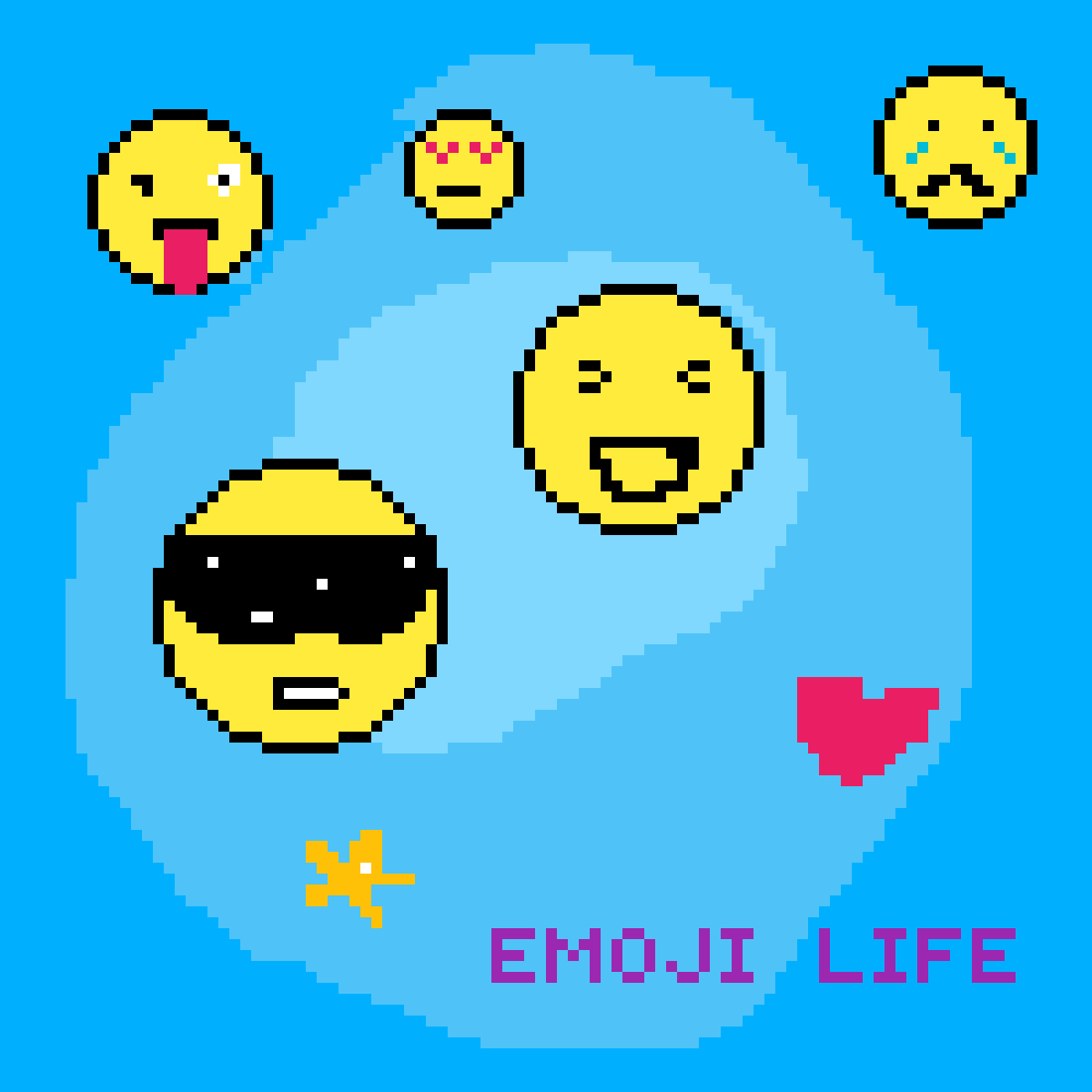 emoji life by lifeisawesome