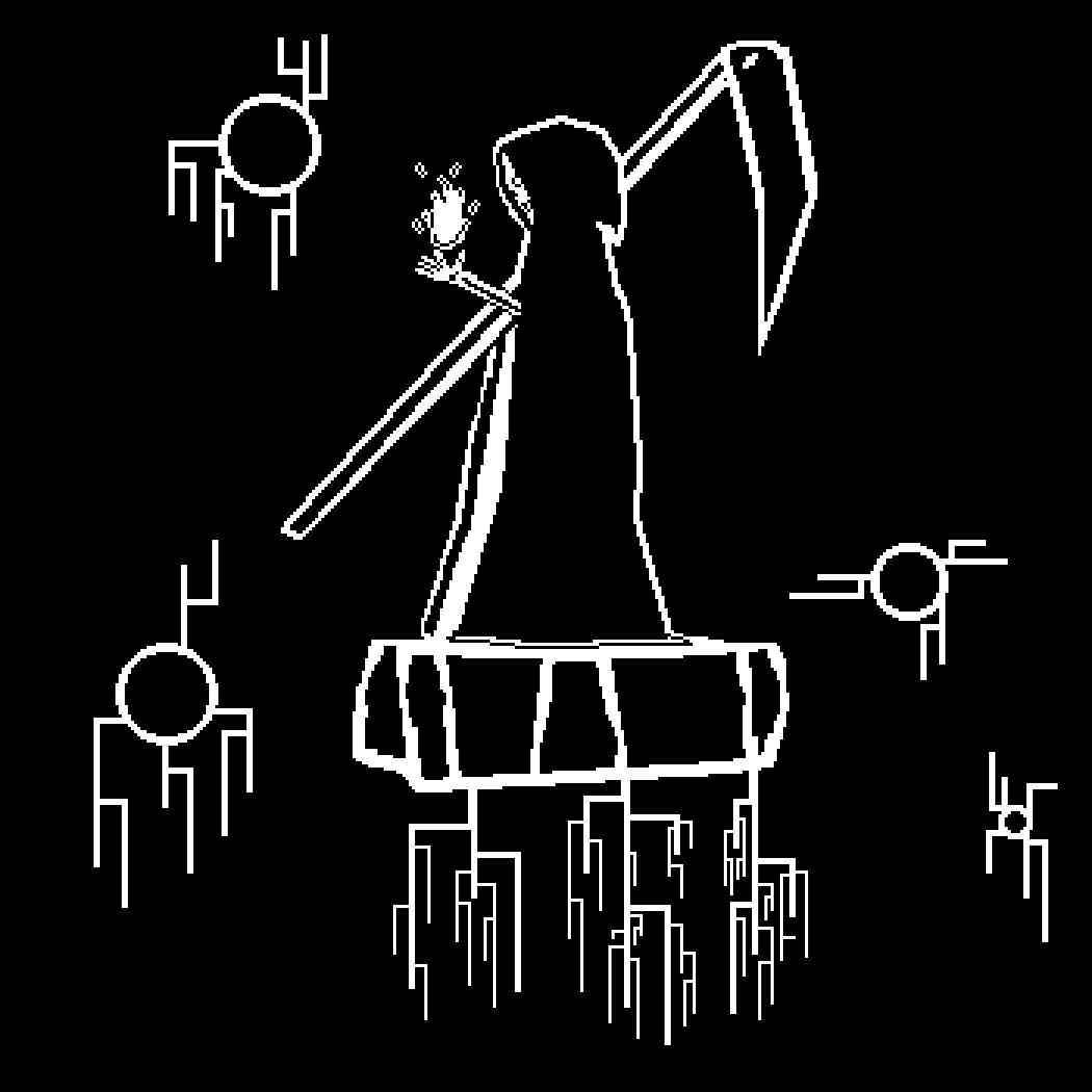 La MUERTE by EL-PATRON
