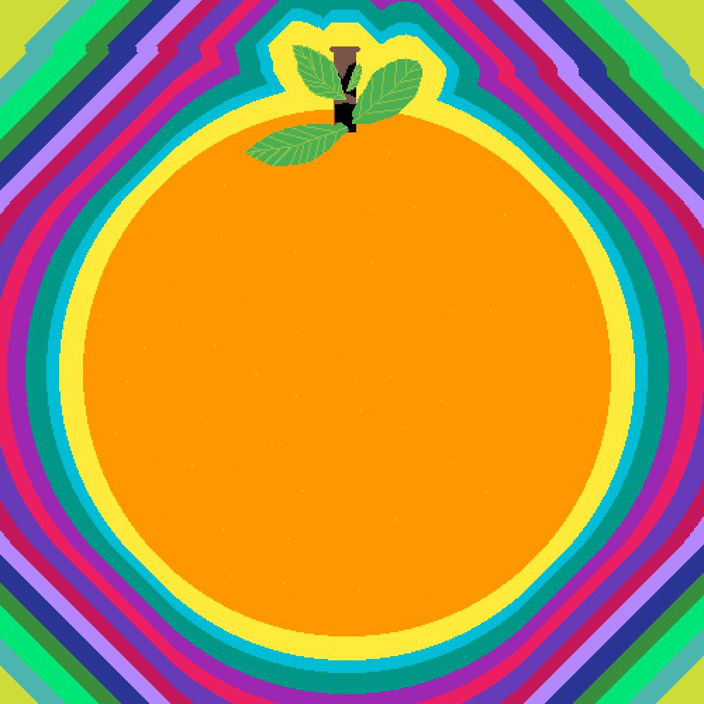Orange blast * * * * * * * * * * * * * * * * * * * * by poore