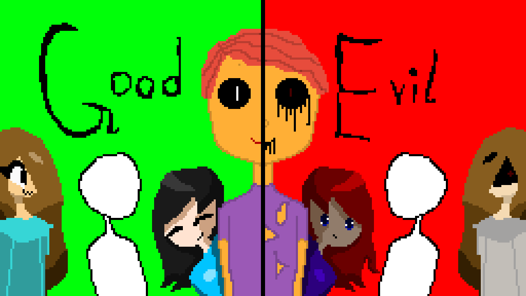 main-image-Good and bad Dimensions {COLLAB}  by alibaps