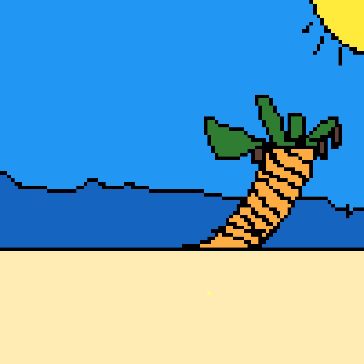 beach by wolfsavage22