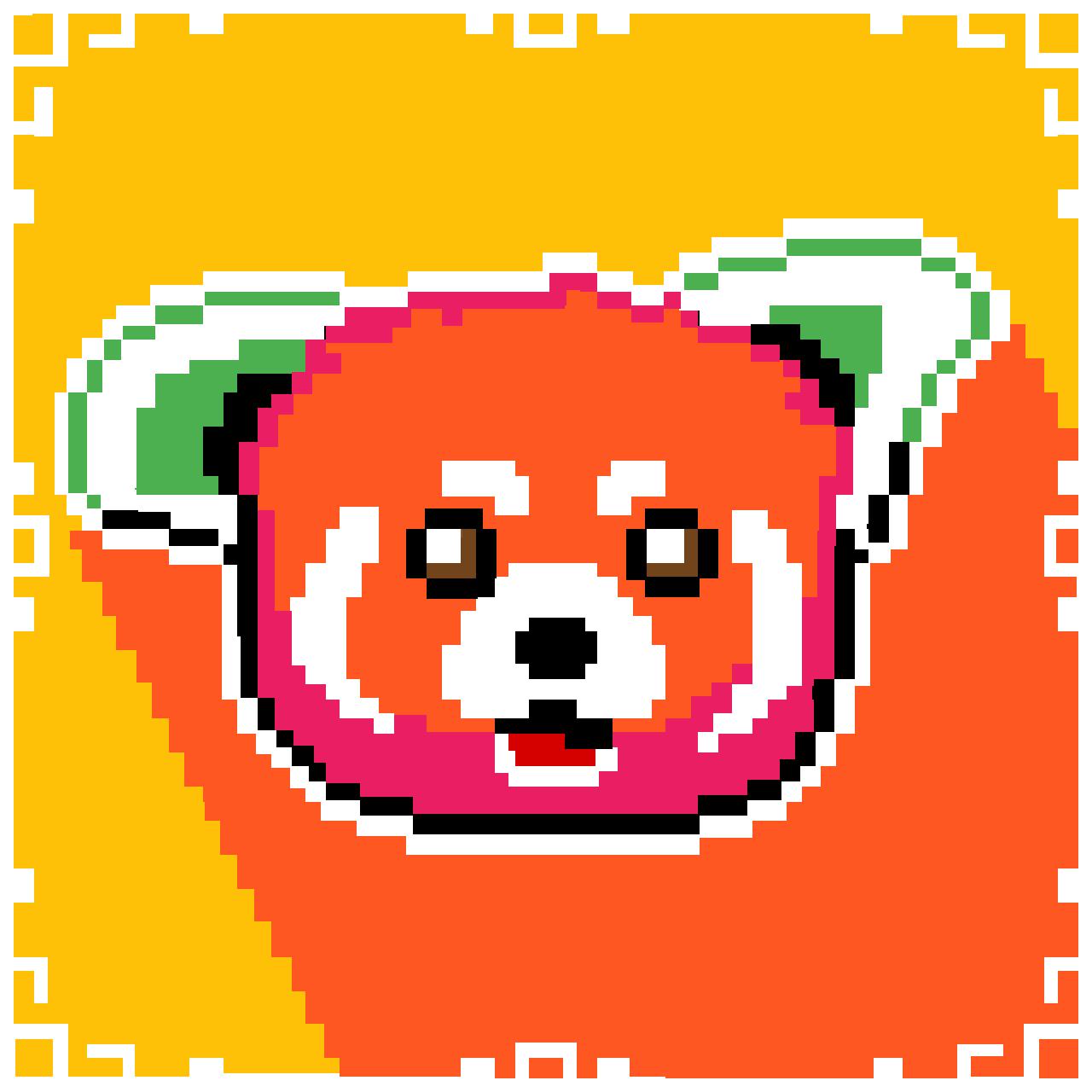 Red Panda by NucularPegesus