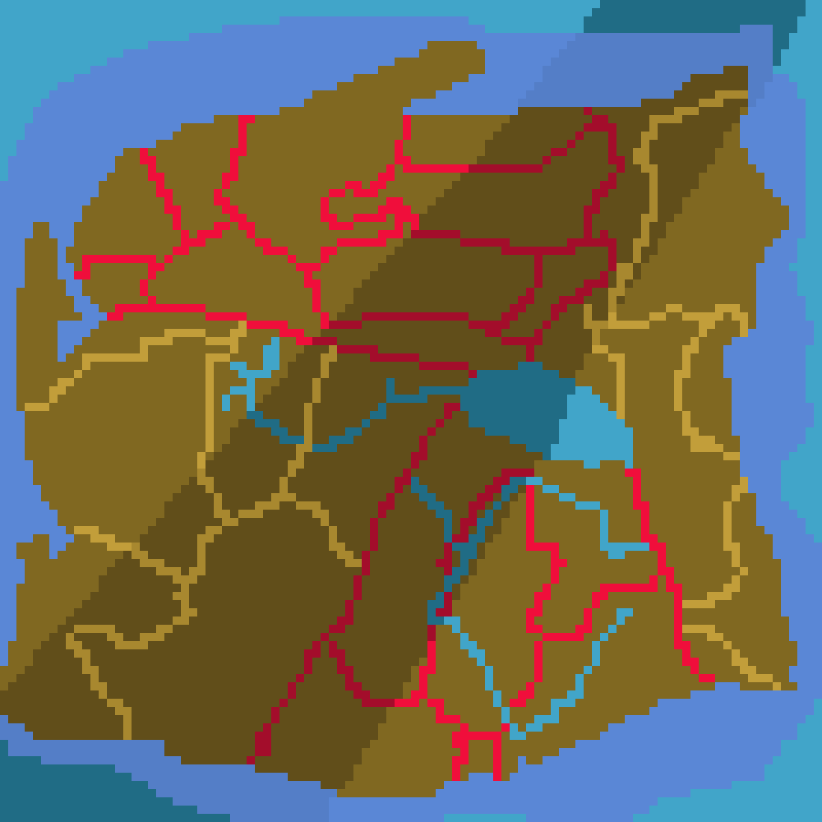 Poland=Map+ksauonria by Catisveh
