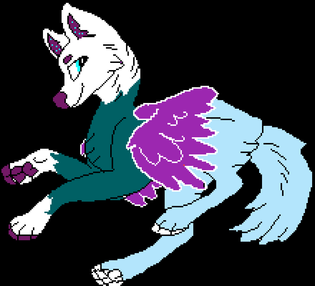 main-image-My OC as a wolf  by Storycreator20