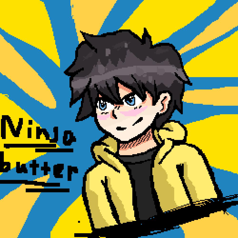 Mee! (friends art style) by Ninjabutter