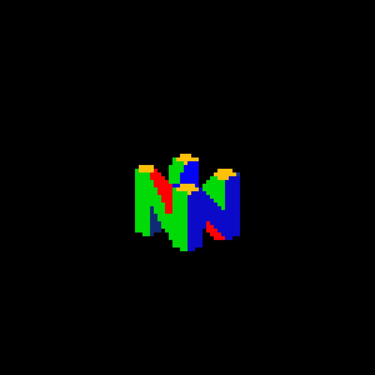 Pixilart Nintendo 64 By Mr Wizard213