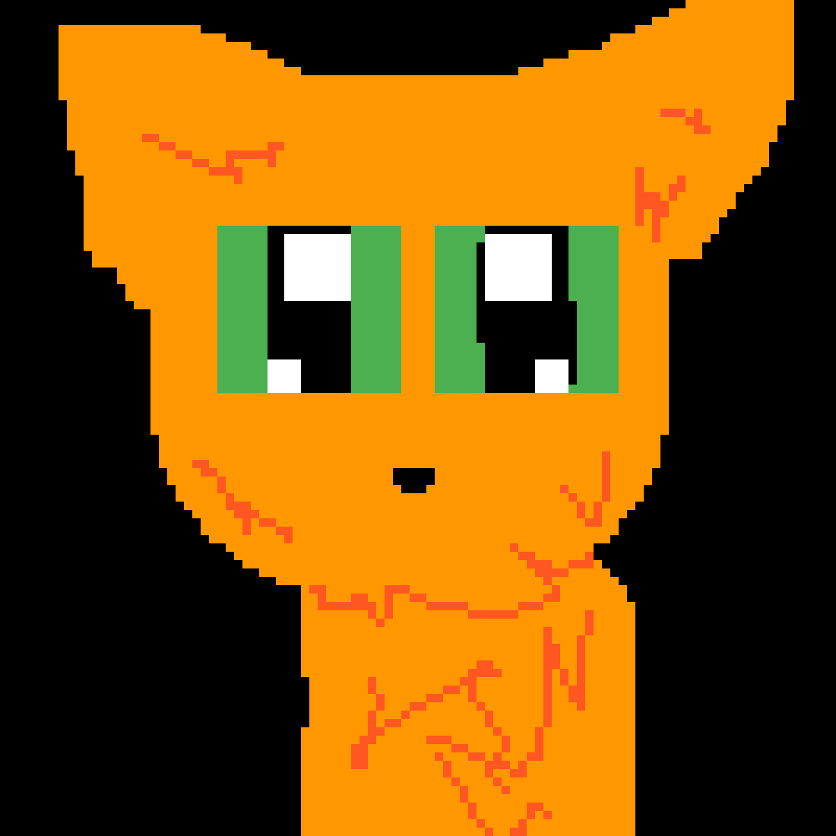 main-image-Tried drawing Fireheart from Warriors...  by Darkqueensans
