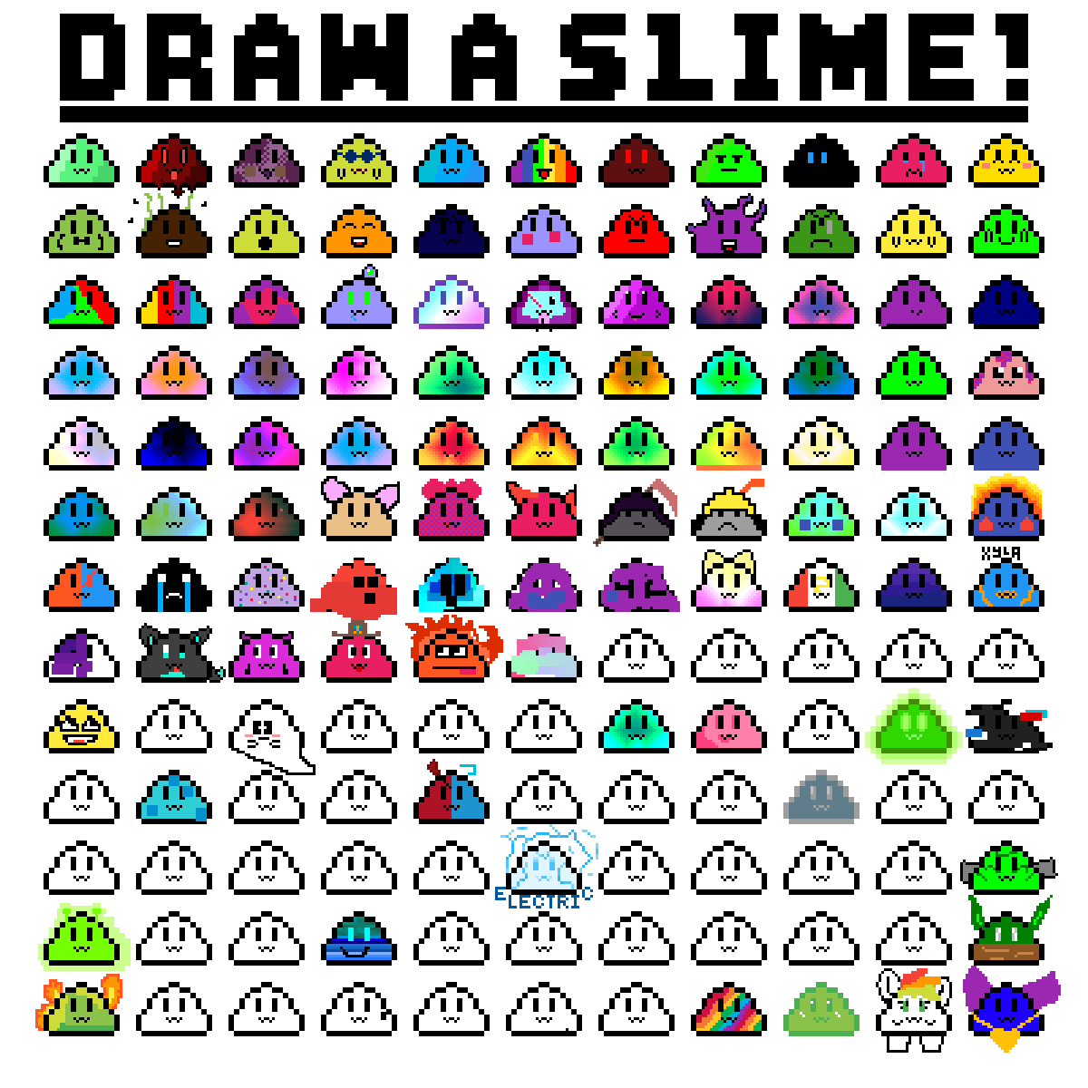 draw slime by kayersaer1262