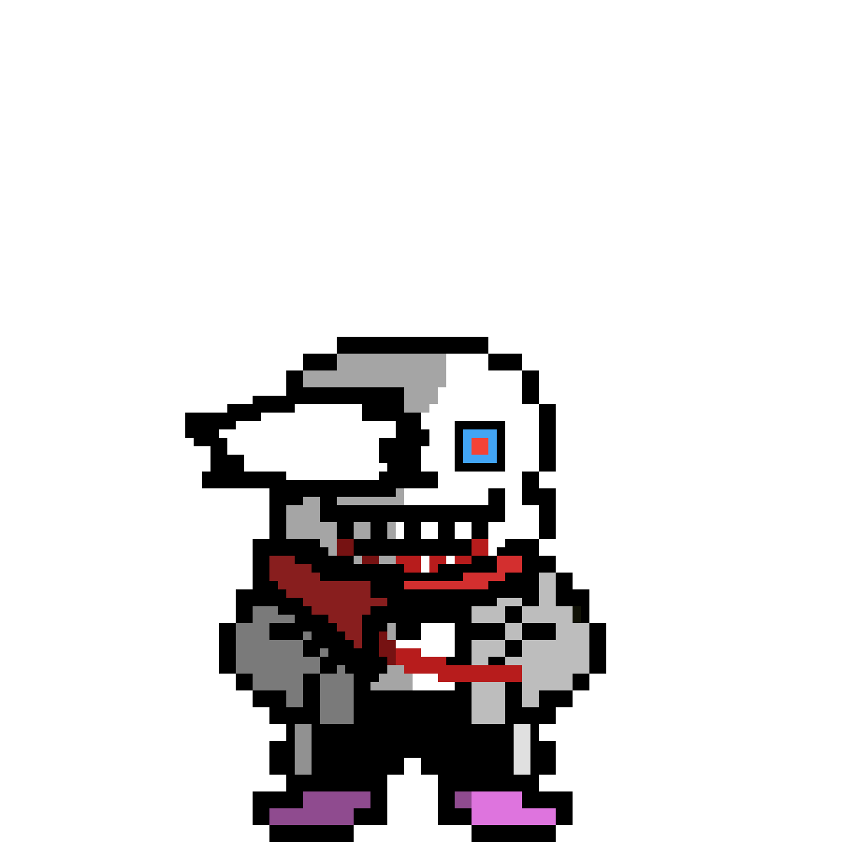 aftertale sans