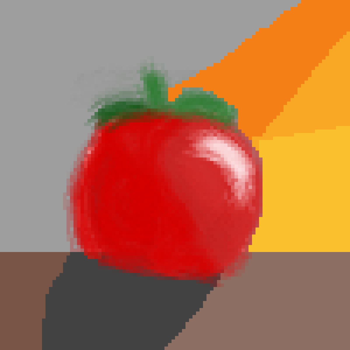 Sunny Tomato by Bellablossom06