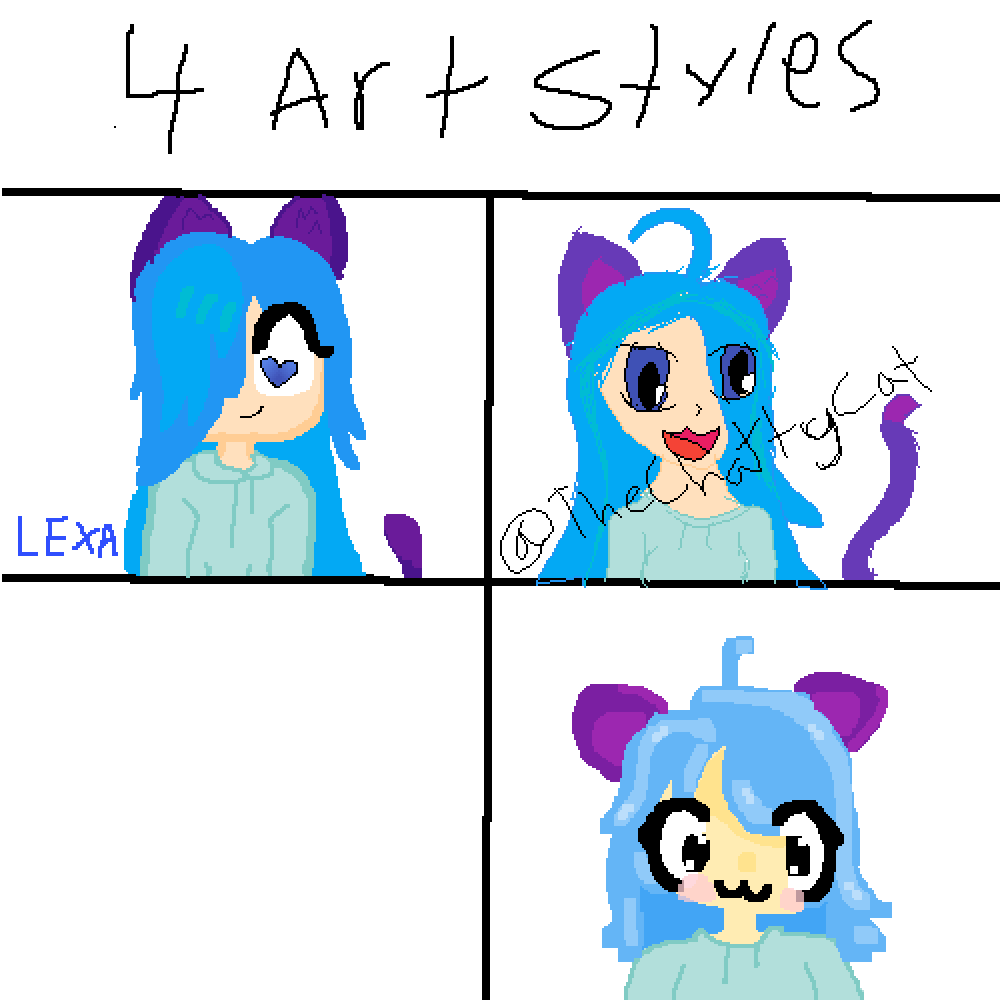 draw in your style! by Artitirial