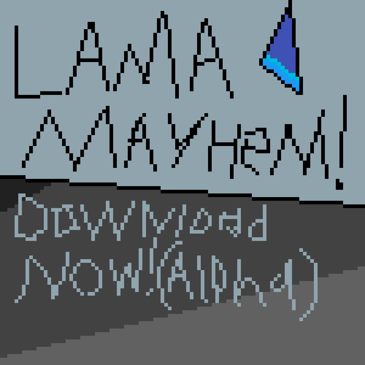 Llama Mayhem Download Link And Discord! by SirPixel