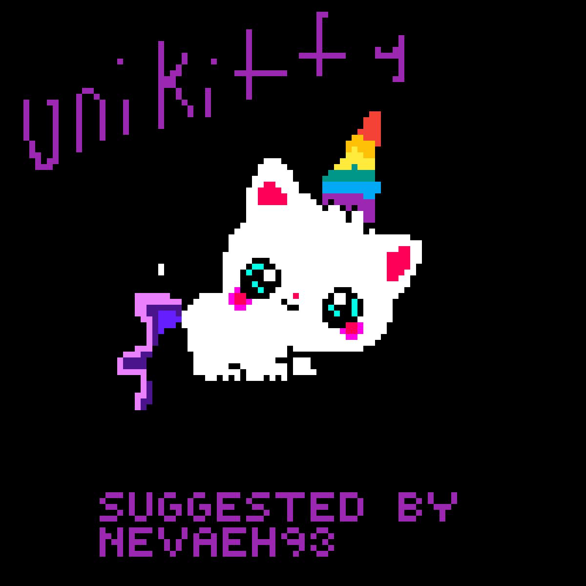 #Unikitty by Caydi