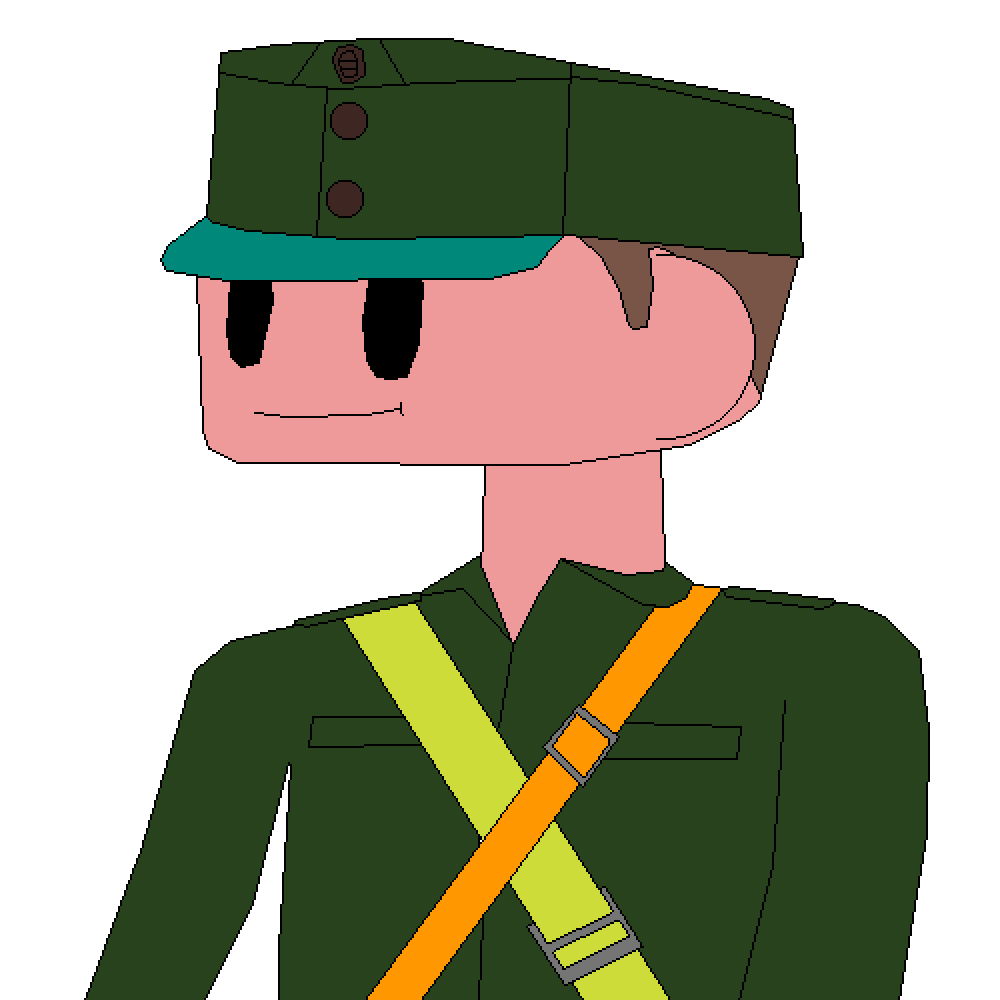 Cold war Hungarian soldier by BugBoyEric