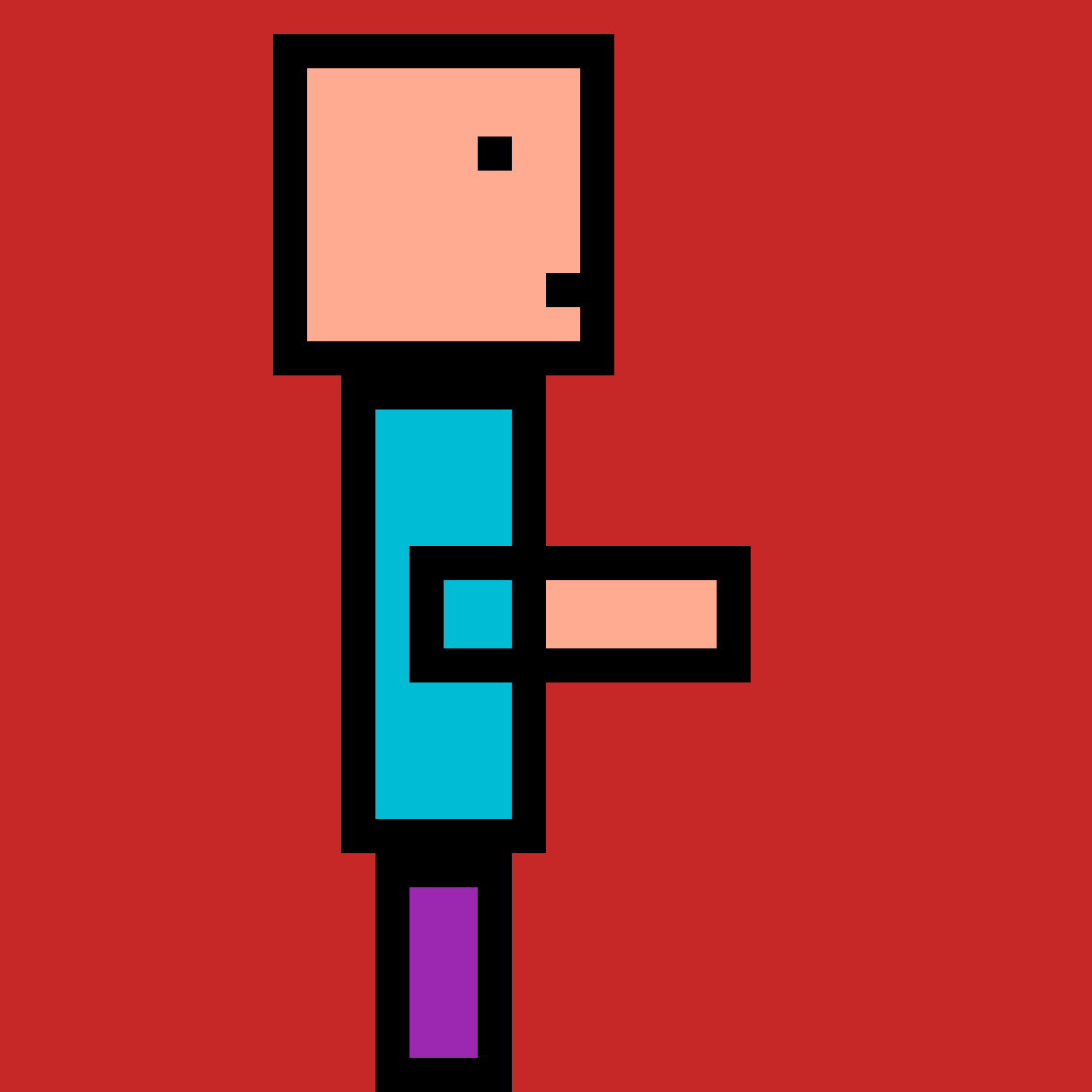 Mine craft steve by Tant44