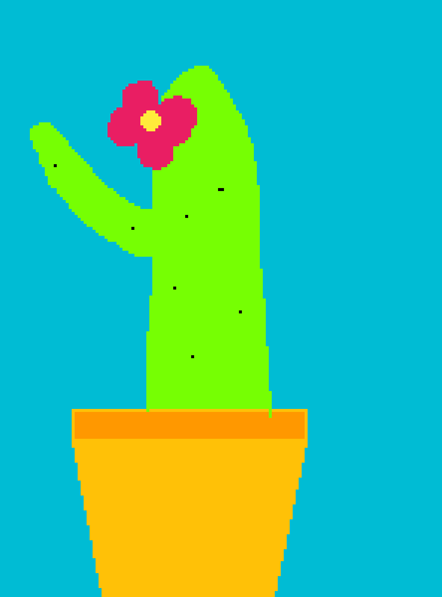 cactus I think... by 2600130