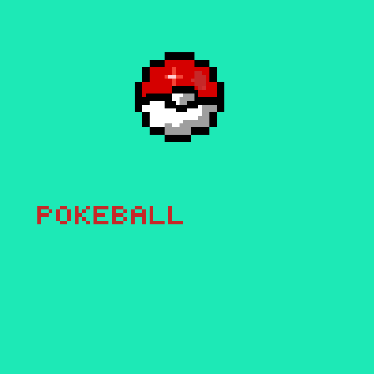 Pokeball by lifeisawesome