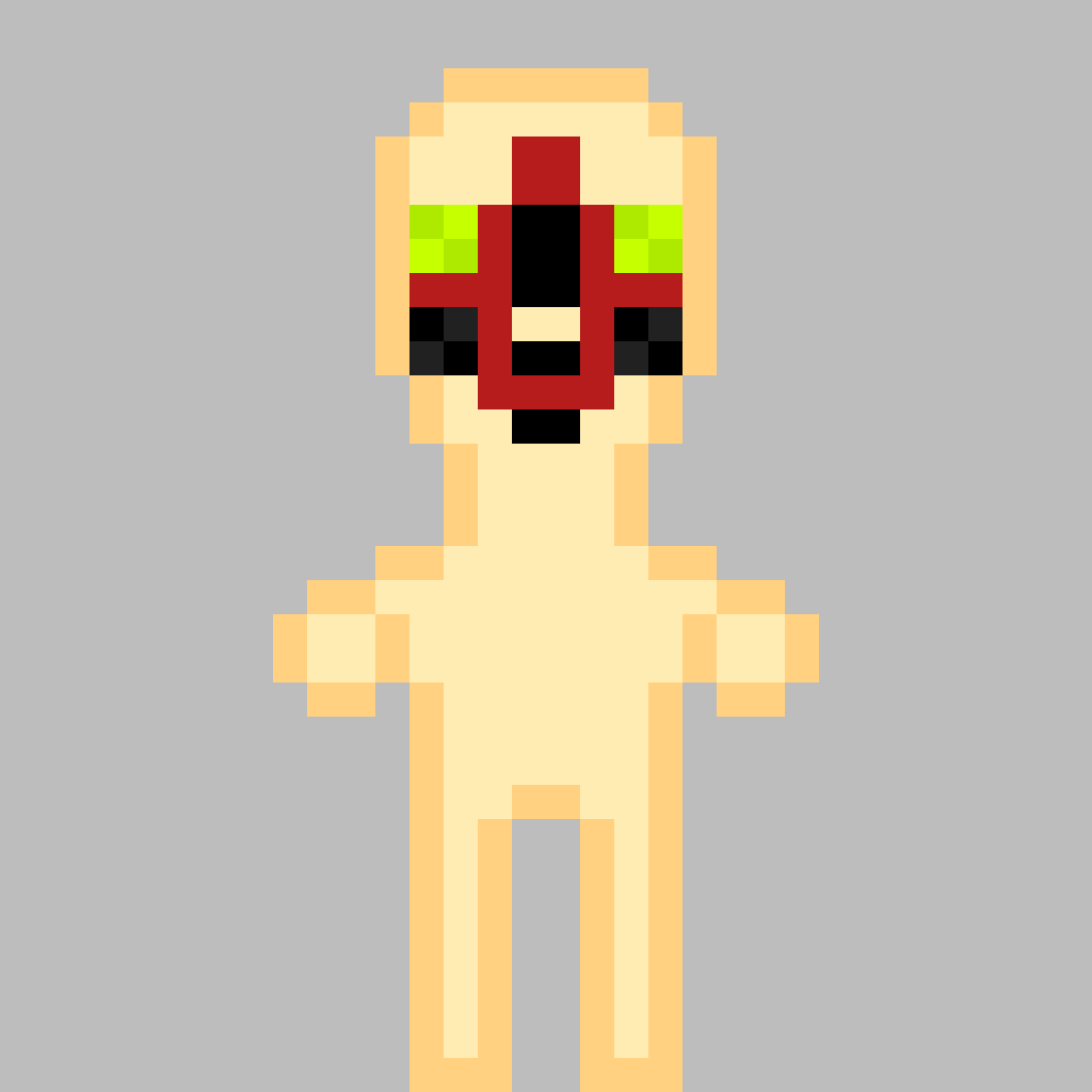 SCP-173 by And-Legend