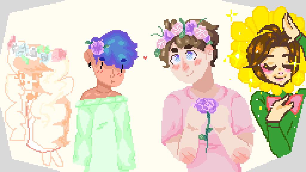 main-image-Flowers--collab  by Lolilemon