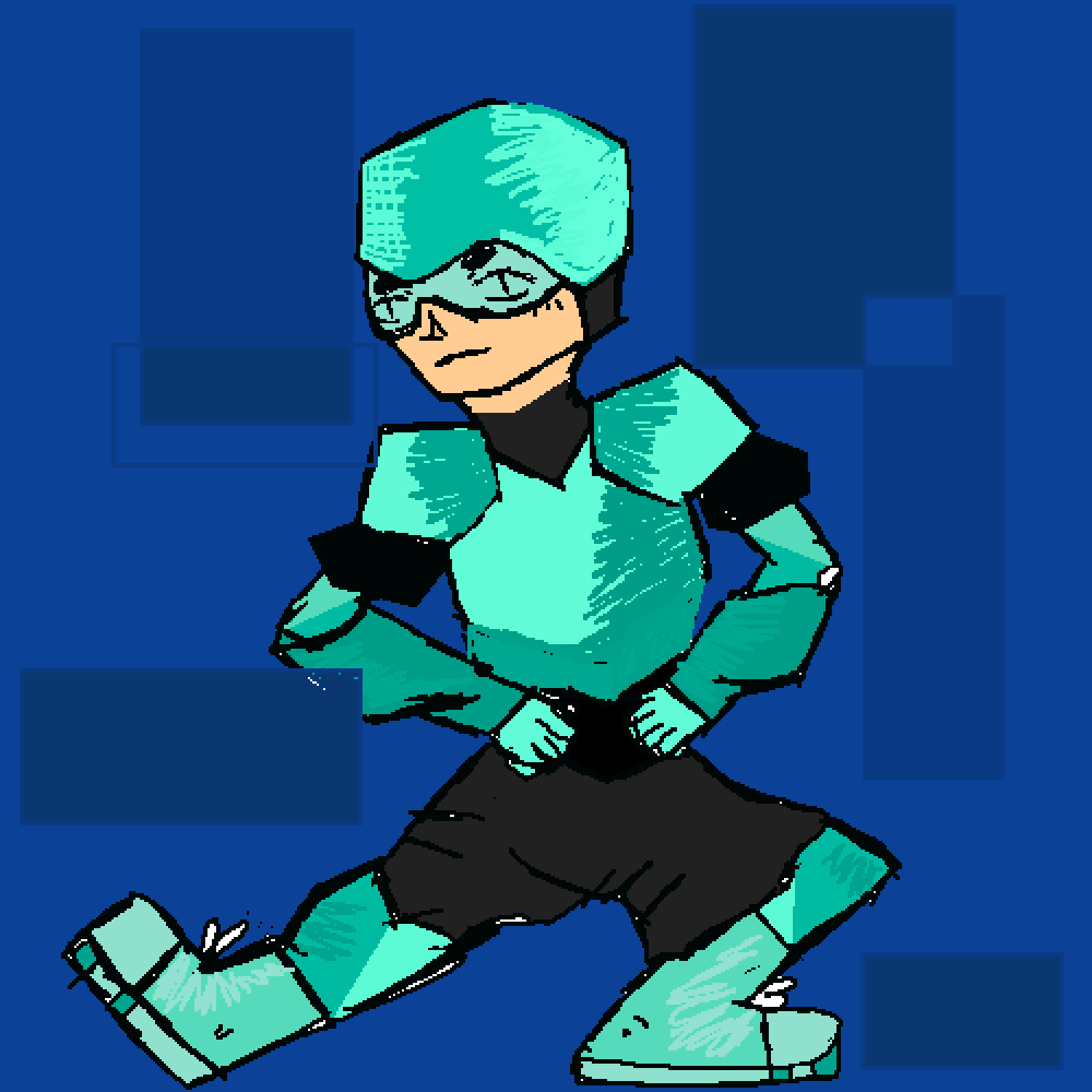 MegamanThing by TheReject