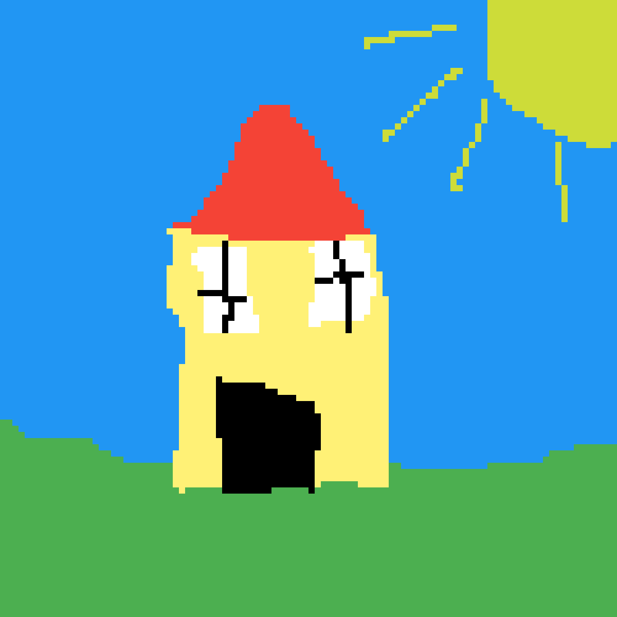 main-image-horrible house   by coolperson109