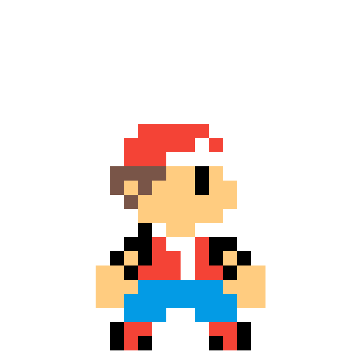 Pixilart Pixel Pokemon Trainer By Anonymous