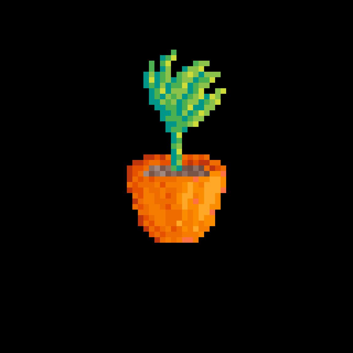 Plant by MR-FIREY