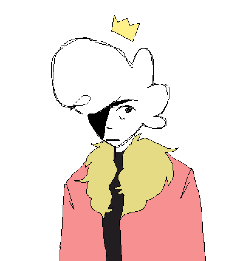 I like the prince outfit okay by PurpleSoup