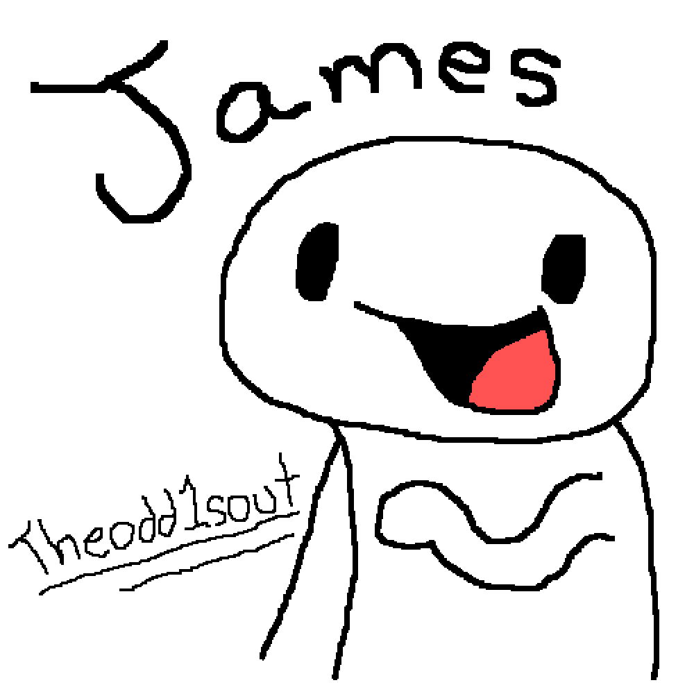 Theodd1sout My Favorite Youtuber <3 by Jacquelyne2003
