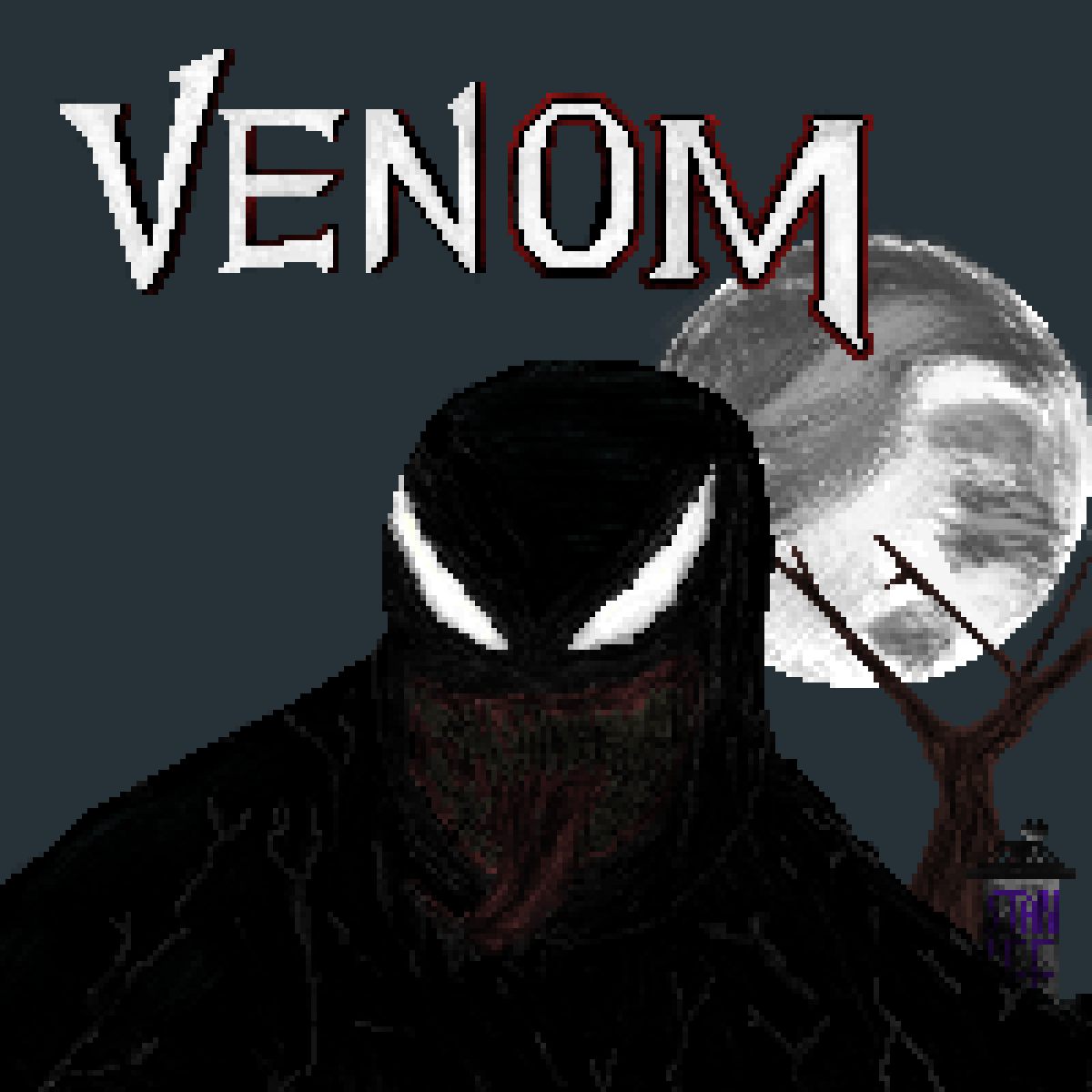 We are venom by Pixel-Logic