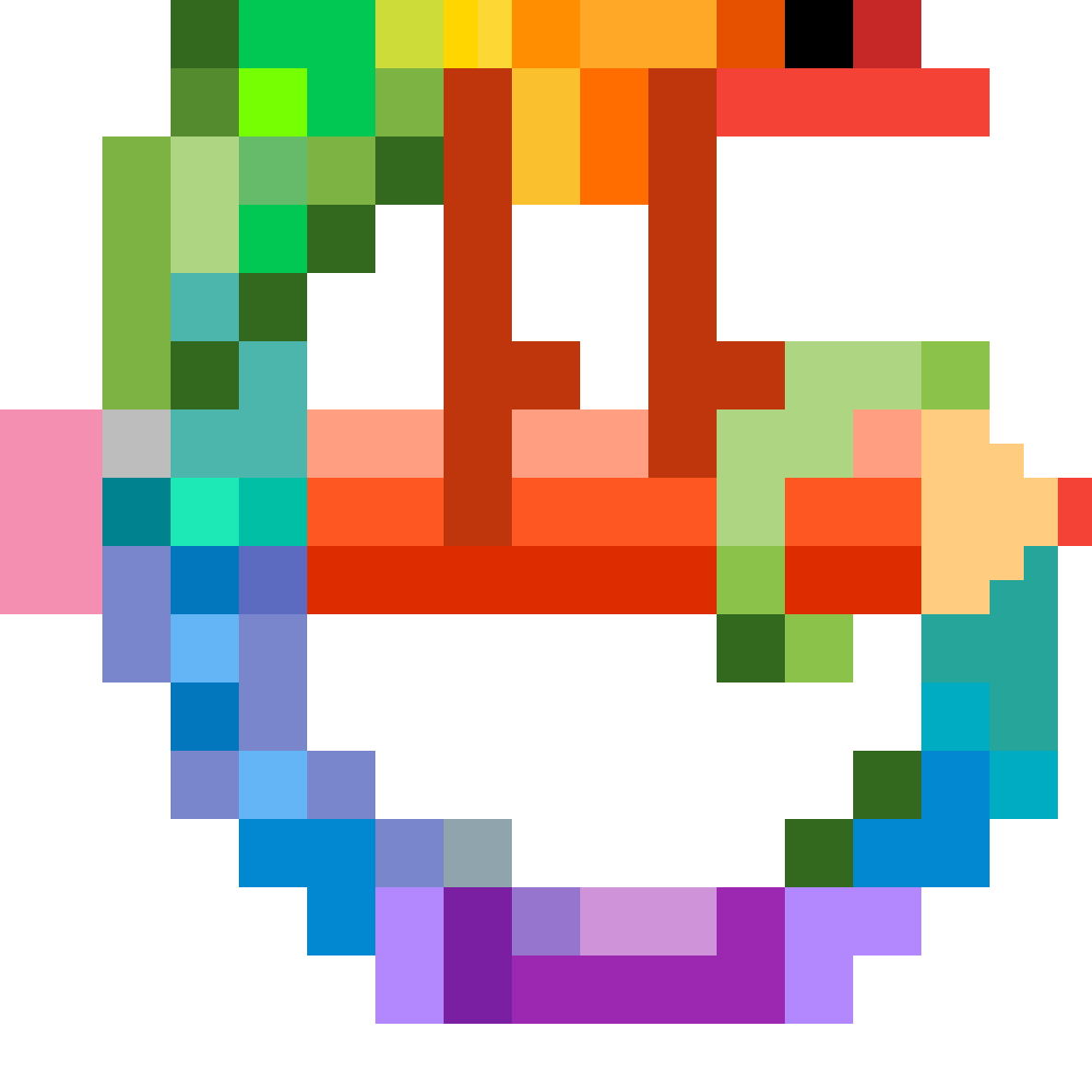 Pixilart Pixel Art App Logo By Kkcookie