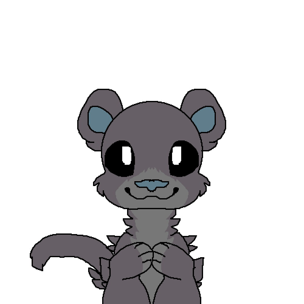 my trollsonas pet ghost