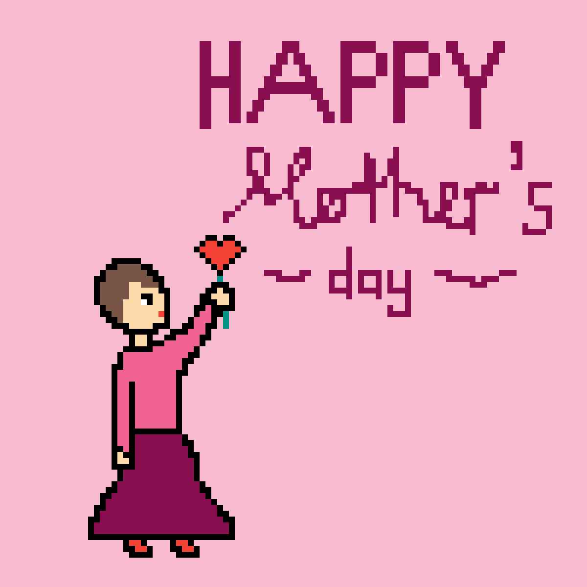 Mother's Day by pixilmaker012