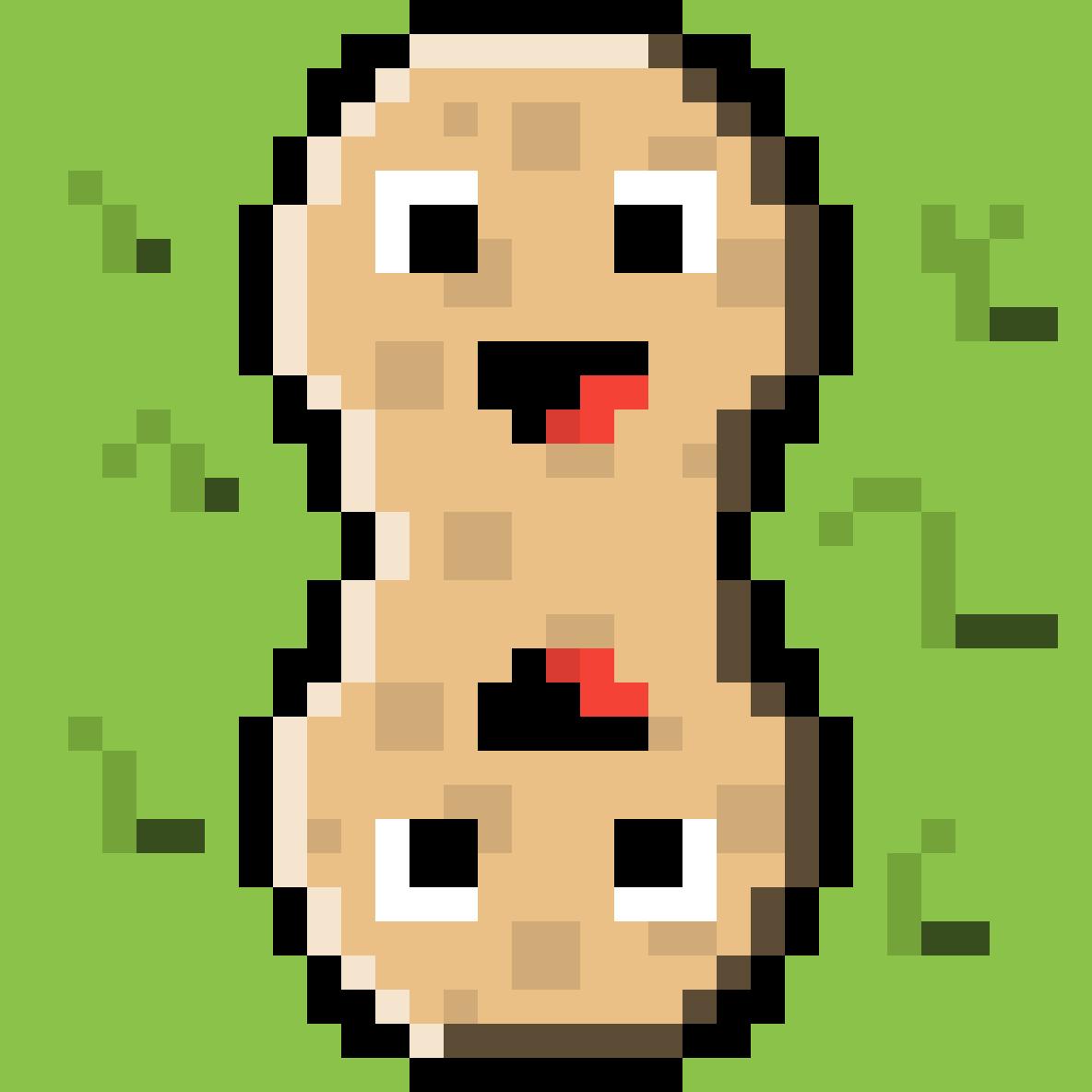 Peanut by Lil-G