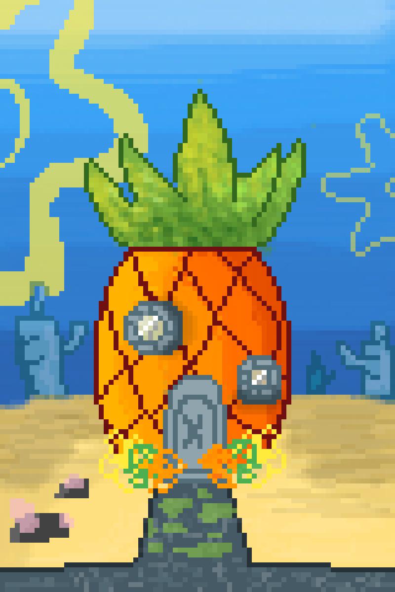 main-image-Pineapple???  by MitsukiSayori