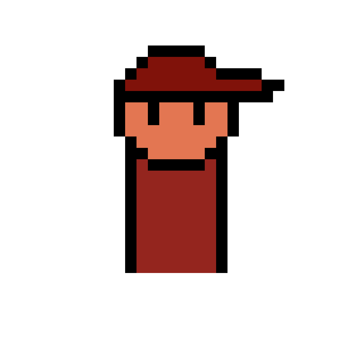 Ryan Pixel Monsters by ShockwaveTheChi